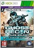 echange, troc Ghost Recon : Future Soldier - édition signature
