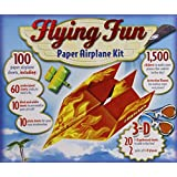 Flying Fun Paper Airplane Kit