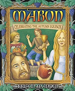 "Cover of ""Mabon: Celebrating the Autumn E..."