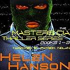 The Masters CIA Thriller Series: Box Set, Books 1 - 3 Hörbuch von Helen Hanson Gesprochen von: Patrick Nolan