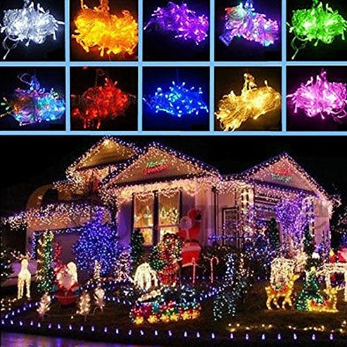 2/3/5/10M Battery Power Operated LED String Lights Outdoor Waterproof Christmas tree light holiday wedding Decoration (Denso Ac Compressor Kit compare prices)