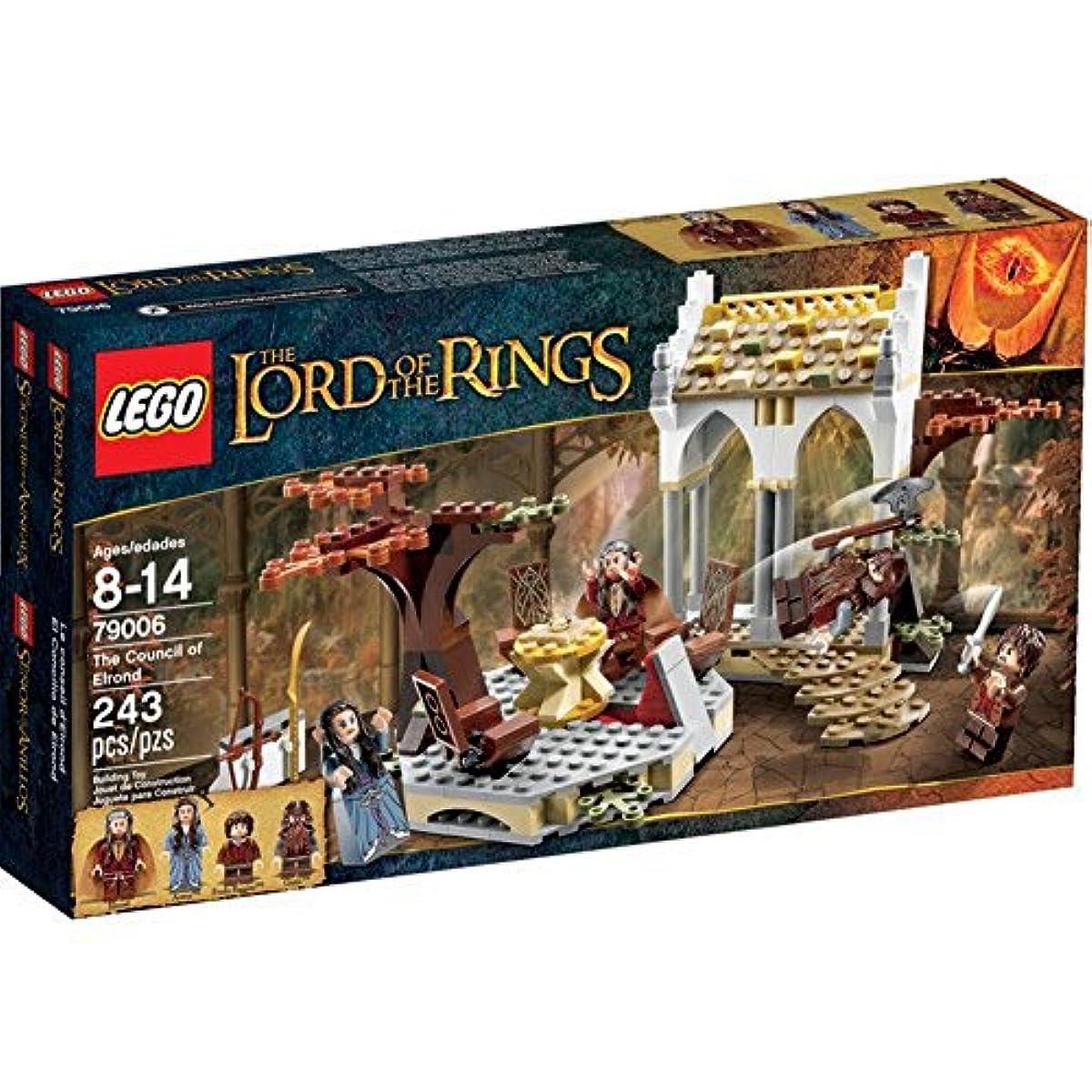[해외] LEGO LORD OF THE RINGS THE COUNCIL OF ELROND PLAY