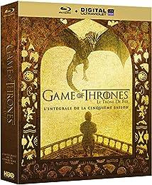 Game Of Thrones (Le Trône De Fer) - Saison 5 - Blu-Ray+ Copie Digitale