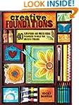 Creative Foundations: 40 Scrapbook an...