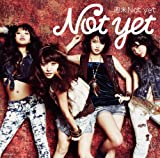 ����ŵ���̿�̵���۽���Not yet ��DVD�աˡ�Type-B��