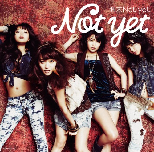 【特典生写真付き】週末Not yet (DVD付)(Type-B)