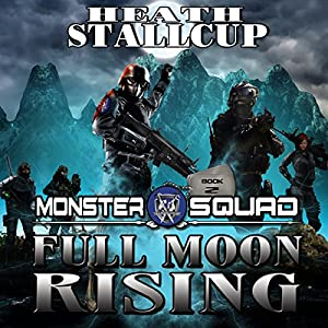 Full Moon Rising Audiobook