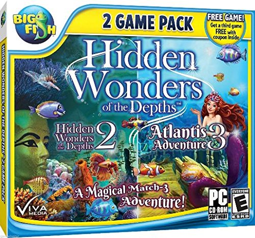Encore Software Hidden Wonders of the Depths Pack (PC)