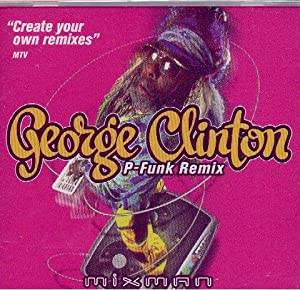 Erotic city by george clinton