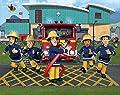 "Walltastic Fototapete ""Feuerwehrmann Sam"""