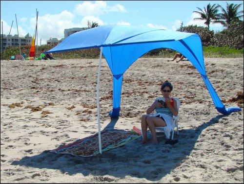 Beach Umbrella  Sand Anchor,