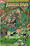 img - for Jurassic Park Official Movie Adaptation Collectors Edition Book #1 book / textbook / text book