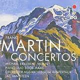 Frank Martin: Concertos [Hybrid SACD]