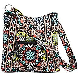 Vera Bradley Women\'s Hipster Sierra Cross Body