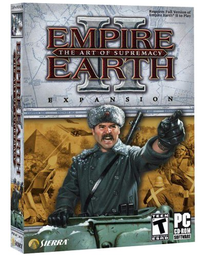 Empire Earth 2 The Art of Supremacy Expansion Pack Picture