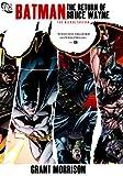 Batman The Return Of Bruce Wayne Deluxe Ed HC (Batman (DC Comics Hardcover)) Grant Morrison