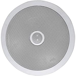 Pyle Home PDIC60 250-Watt 6.5-Inch Two-Way In-Ceiling Speaker System (Pair)