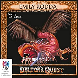 Return to Del: Deltora Quest, Book 8 | [Emily Rodda]