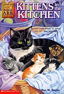 Cover of &quot;Kittens in the Kitchen (Animal ...