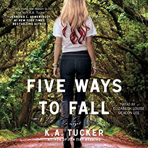 Five Ways to Fall Audiobook