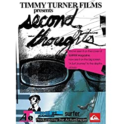 Second Thoughts -Surfing-Reportaje [DVD]