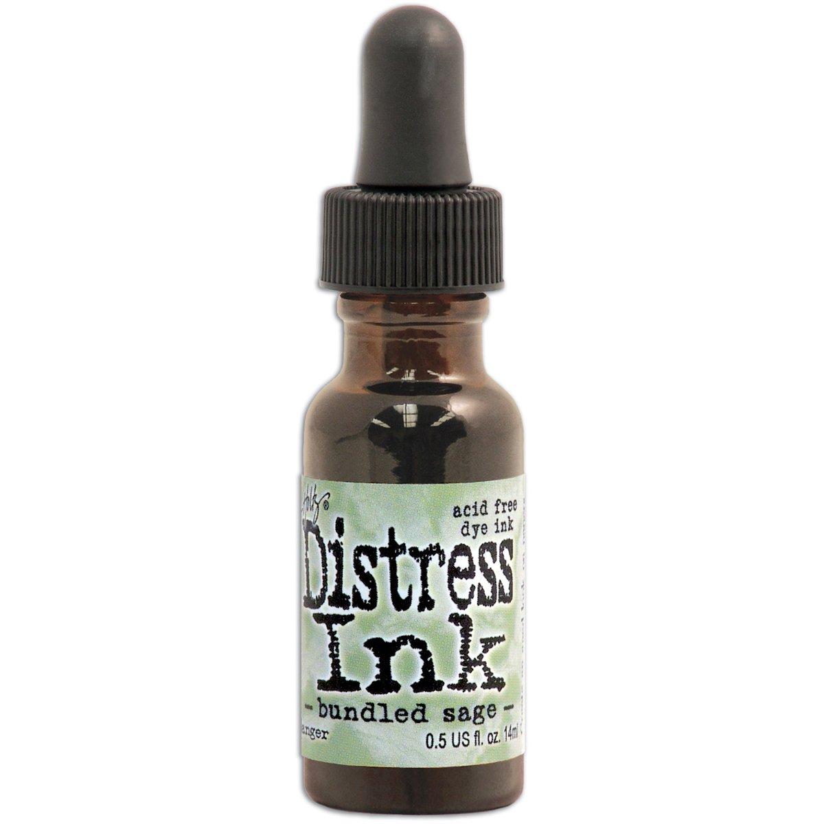 Tim Holtz Distress Ink Reinker 5 oncia-impacchettato salvia   Más información y revisión del cliente