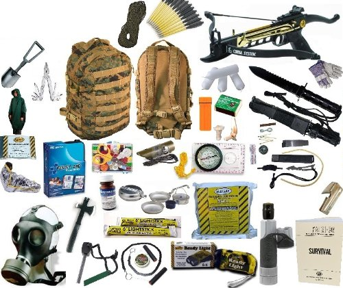 Survival Kit CMM Survival Tactical 1 Person B...