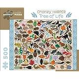Tree of Life 500-Piece Jigsaw Puzzle (Pomegranate Artpiece Puzzle)