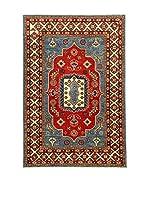 Eden Alfombra Uzebekistan Super Rojo/Azul 148 x 217 cm