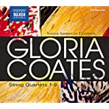 Gloria Coates: The String Quartets (Kreutzer Quartet) (Naxos: 8503240)