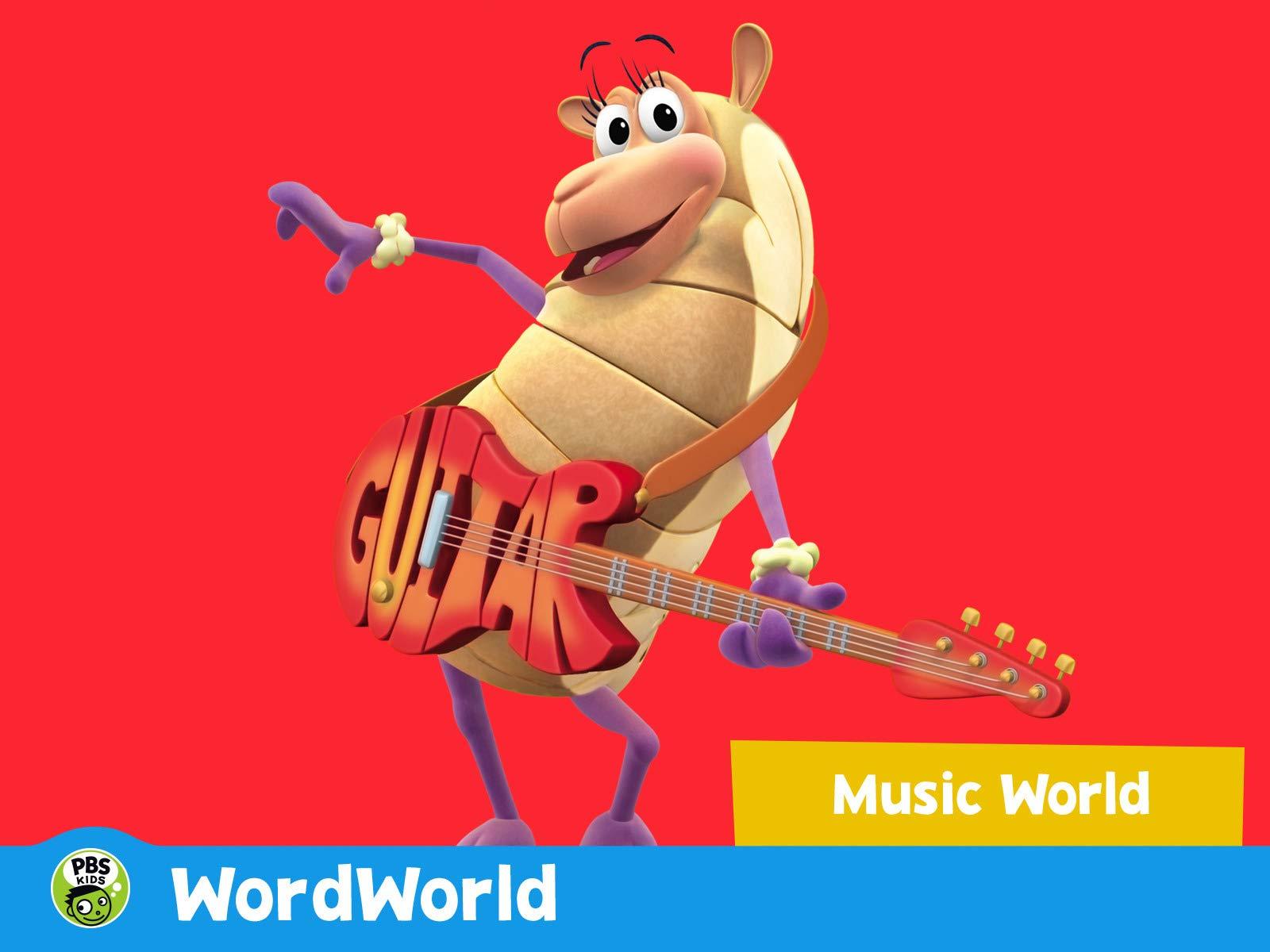 WordWorld: MusicWorld on Amazon Prime Instant Video UK