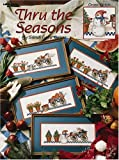 Thru the Seasons, cross stitch (Leisure Arts #2719)