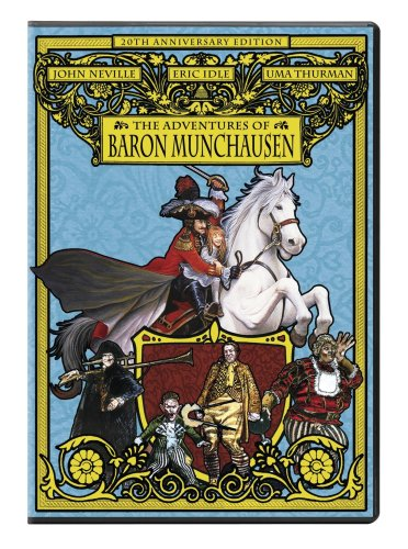 The Adventures of Baron Munchausen at Amazon.com