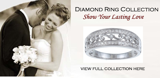 Designer Diamonds Diamond Ring Collection - Show your lasting love