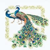 Riolis Peacocks Cross Stitch Kit