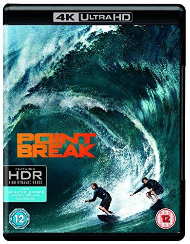 Point Break [4K Ultra HD Blu-ray]
