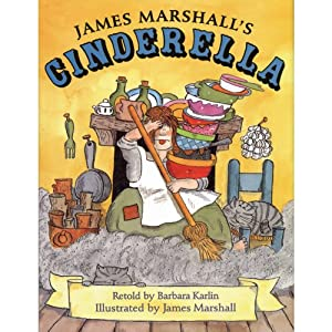 Cinderella, James Marshall's | [Barbara Karlin]