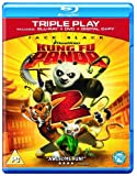 Kung Fu Panda 2 - Triple Play (Blu-ray + DVD + Digital Copy) [2011] [Region Free]