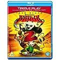 Kung Fu Panda 2 -  Triple Play (Blu-ray + DVD + Digital Copy) [2011] [Region Free]