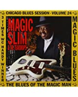 Magic Blues : Chicago Blues Session /Vol.24