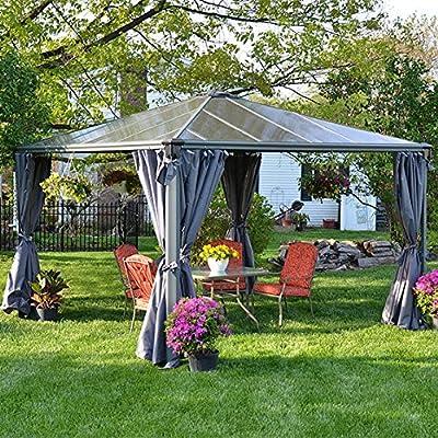 Pötschke Ambiente Pavillon Palermo 3600 von Pötschke Ambiente - Gartenmöbel von Du und Dein Garten