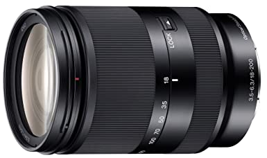Sony 18-200 LE (New)