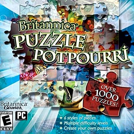 Britannica Puzzle Potpourri [Download]
