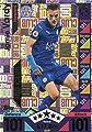 2016/17 Match Attax 100 Club Jamie Vardy Leicester City Hundred Club Card #469