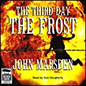 A Killing Frost: Tomorrow Series #3 (       UNABRIDGED) by John Marsden Narrated by Suzi Dougherty