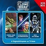 The Clone Wars - 3-CD H�rspielbox Vol.1