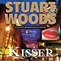 Kisser: A Stone Barrington Novel (       UNABRIDGED) by Stuart Woods Narrated by Tony Roberts