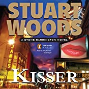 Kisser: A Stone Barrington Novel | [Stuart Woods]