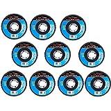 """Cal-Hawk 20 Pack 4-1/2"""" Auto Body Sanding Flap Discs 60 Grit"""