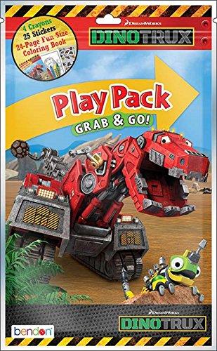 Dinotrux Playpack